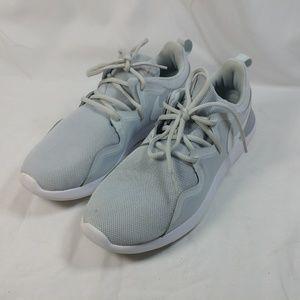 Nike Women's Tessen Running Shoe, Pure Platinum/Wh